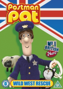Postman Pat: Wild West Rescue, DVD