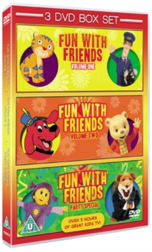 Fun With Friends: Volumes 1-3, DVD