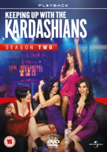 Keeping Up With the Kardashians: Season 2, DVD
