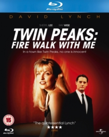 Twin Peaks: Fire Walk With Me, Blu-ray