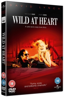 Wild at Heart, DVD  DVD