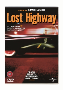 Lost Highway, DVD  DVD
