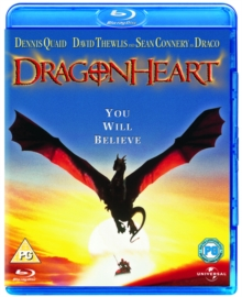 Dragonheart, Blu-ray  BluRay