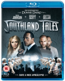 Southland Tales, Blu-ray  BluRay