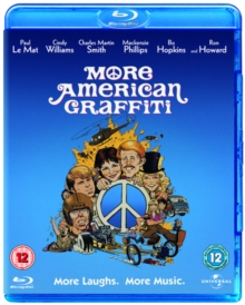 More American Graffiti, Blu-ray