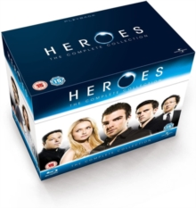Heroes: The Complete Collection, Blu-ray BluRay