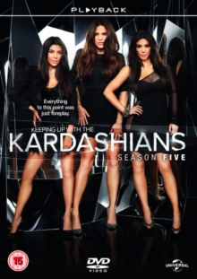 Keeping Up With the Kardashians: Season 5, DVD