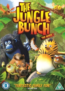 The Jungle Bunch - The Movie, DVD