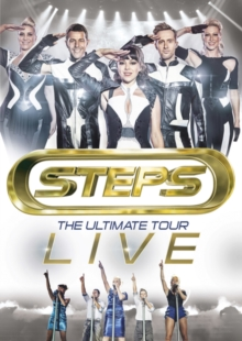 Steps: The Ultimate Tour - Live, DVD