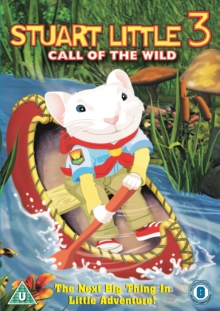 Stuart Little 3 - Call of the Wild, DVD