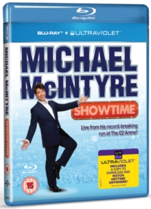 Michael McIntyre: Showtime Live, Blu-ray