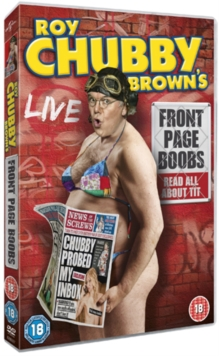 Roy Chubby Brown: Front Page Boobs, DVD