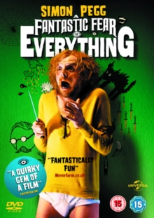 A   Fantastic Fear of Everything, DVD DVD