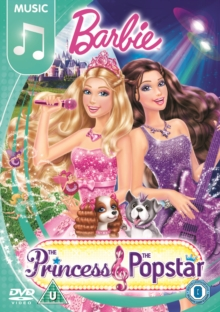 Barbie: The Princess and the Popstar, DVD