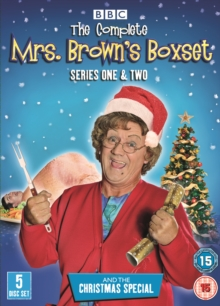 Mrs Brown's Boys: Complete Series 1 and 2/Christmas Special, DVD