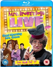 Mrs Brown's Boys: Good Mourning Mrs Brown - Live Tour, Blu-ray