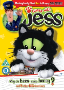 Guess With Jess: Why Do Bees Make Honey?, DVD