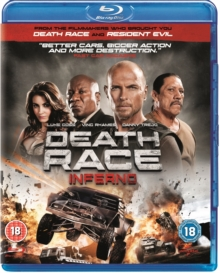 Death Race: Inferno, Blu-ray  BluRay