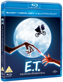 ET - The Extra Terrestrial, Blu-ray  BluRay