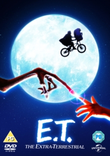 ET - The Extra Terrestrial, DVD