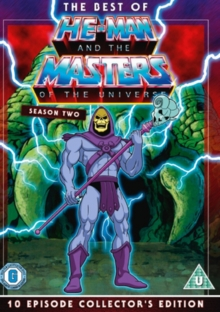 The Best of He-Man and the Masters of the Universe: Season Two, DVD