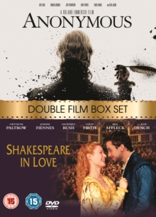 Anonymous/Shakespeare in Love, DVD