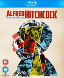 Alfred Hitchcock: The Masterpiece Collection, Blu-ray