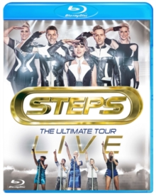 Steps: The Ultimate Tour - Live, Blu-ray