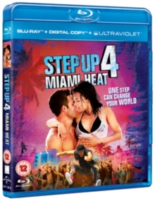 Step Up 4 - Miami Heat, Blu-ray