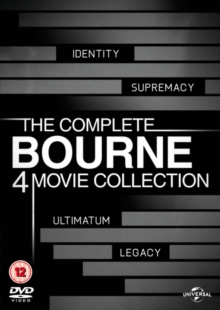 The Bourne Collection, DVD