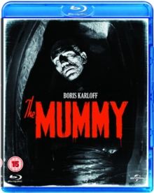 The Mummy, Blu-ray