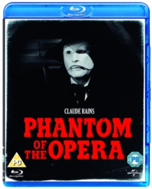 The Phantom of the Opera, Blu-ray
