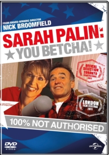 Sarah Palin: You Betcha!, DVD