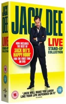 Jack Dee: Live - Stand Up Collection 2012, DVD