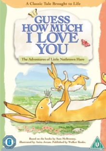 Guess How Much I Love You: Series 1 - Volume 1, DVD