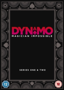 Dynamo - Magician Impossible: Series 1 and 2, DVD