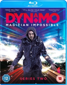 Dynamo - Magician Impossible: Series 2, Blu-ray