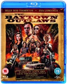 The Baytown Outlaws, Blu-ray