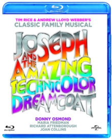 Joseph and the Amazing Technicolor Dreamcoat, Blu-ray