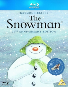 The Snowman, Blu-ray BluRay