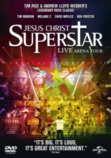 Jesus Christ Superstar - Live Arena Tour 2012, DVD
