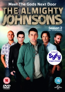 The Almighty Johnsons: Series 2, DVD