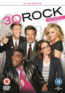 30 Rock: Season 6, DVD