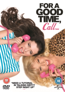 For a Good Time, Call..., DVD