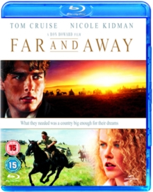 Far and Away, Blu-ray