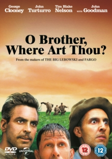 O Brother, Where Art Thou?, DVD  DVD