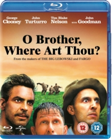 O Brother, Where Art Thou?, Blu-ray  BluRay