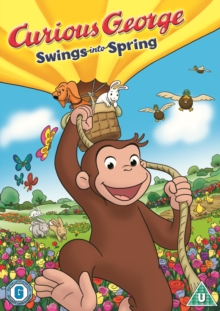 Curious George: Swings Into Spring, DVD