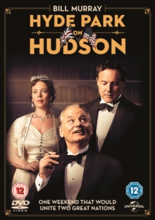 Hyde Park On Hudson, DVD