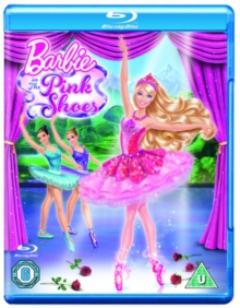 Barbie in the Pink Shoes, Blu-ray